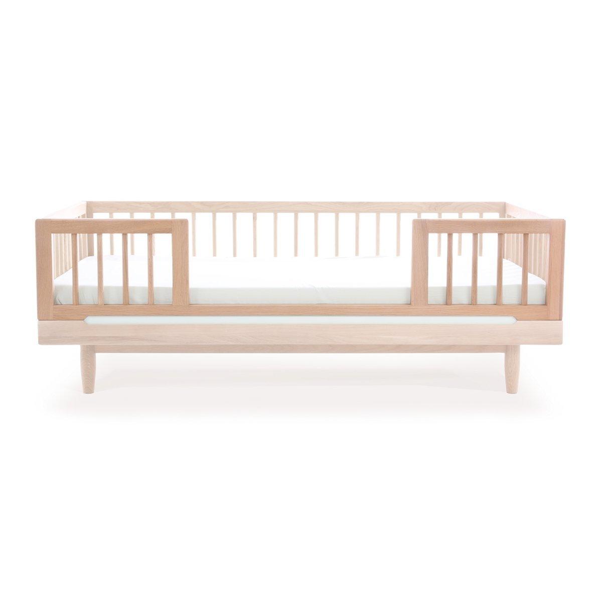 sebra babybett kinderbett mitwachsend h henverstellbar in rosa ab geburt bis 6 jahre. Black Bedroom Furniture Sets. Home Design Ideas