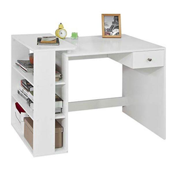 schreibtisch mit. Black Bedroom Furniture Sets. Home Design Ideas