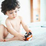 Baby Spieldecke – sicher und ohne Schadstoffe