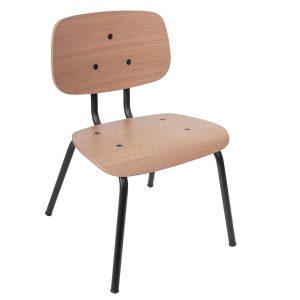 """Sebra Kinderstuhl """"Oakee"""" mit Sitz und Rücken aus Buchenholz Kinderstühle"""