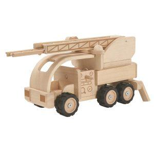 Plantoys Feuerwehrauto Special Edition aus Holz (ab 3 Jahren) Holzspielzeug