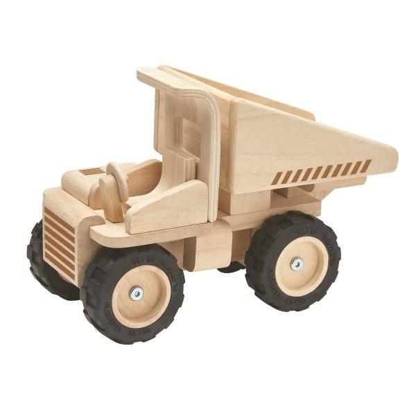 Plantoys Muldenkipper Special Edition Holzfahrzeug (ab 3 Jahren) Holzspielzeug
