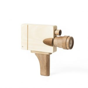 Fanny & Alexander Filmkamera – Holzspielzeug (ab 3 Jahren), handmade Holzspielzeug