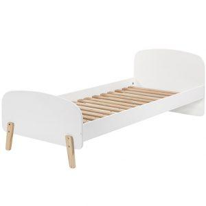 Vipack Kinderbett KIDDY (90×200) in weiß Kinderbetten