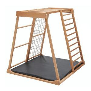 "Ecolignum Kinder-Klettergerüst ""OLIVER"" (ab 18 Monate) aus massivem Buchenholz Kinderspielzeug"