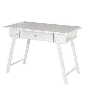 Schardt Schreibtisch HOLLY WHITE (75x60x105) in weiß Kinderschreibtische