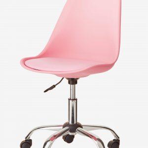 Moderner Schreibtischstuhl rosa von vertbaudet Kinder Schreibtischstühle