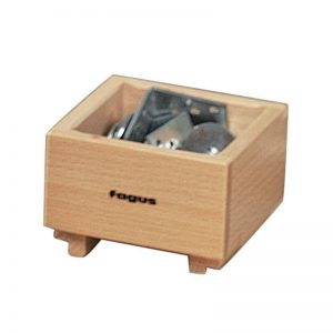 FAGUS Stapelbox für LKW-Holzfahrzeug | Modell: 20.03 (ab 3 Jahren) Holzspielzeug