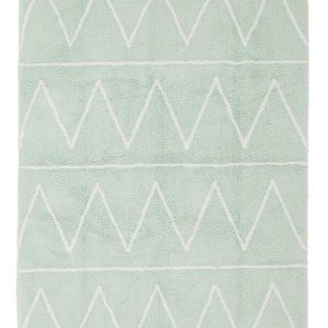 Lorena Canals Teppich HIPPY (120×160) in mint Teppiche