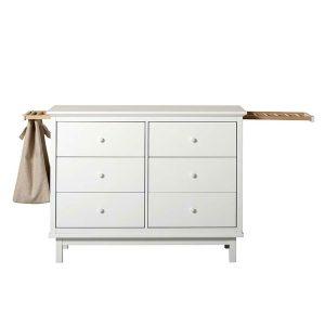 Oliver Furniture Kommode Seaside mit 6 Schubladen und Auszügen Kommoden