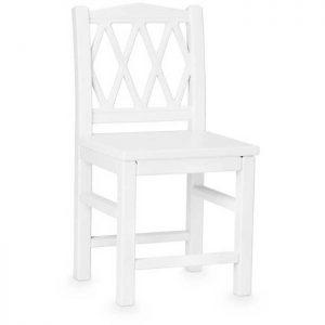 CamCam Kinderstuhl Harlequin Weiß Kinder Schreibtischstühle