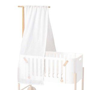 Oliver Furniture Himmelgestell für Beistellbett Wood Beistellbetten