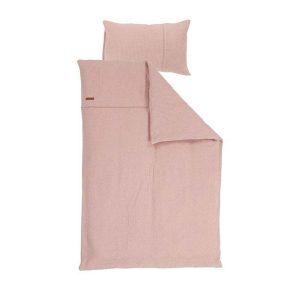 Little Dutch Babybettwäsche Pure & Soft Pure Pink Decken